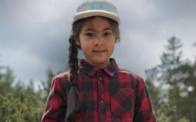 Kids Sherpa – warm and cosy