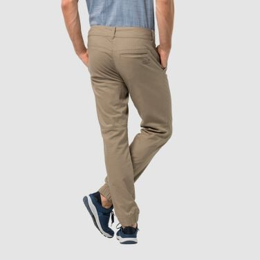 BLUE LAKE CUFFED PANTS M