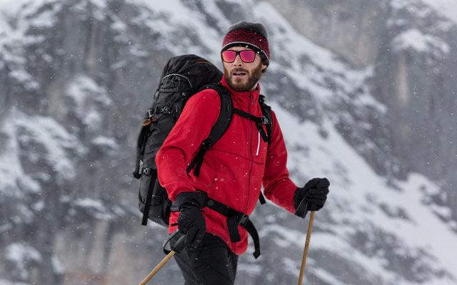 Outdoor Mountain sports