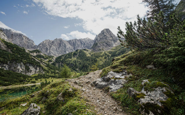 Women Trekking