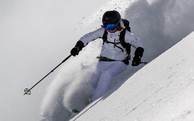 Women Winter sports