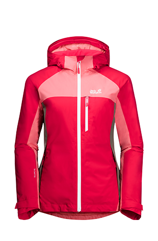ocean storm flex jacket men 3-in-1 Hardshell Women